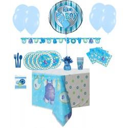 Pack Especial de Ropa de Bebe Azul