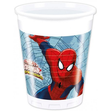Vasos Spiderman