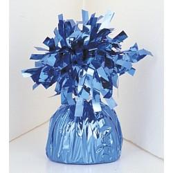 Pesas para globos de helio color azul