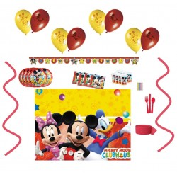 Pack Deluxe de Mickey Mouse
