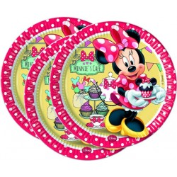 Platos de Minnie
