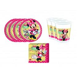 Mini pack de la Princesa Sofía para 8