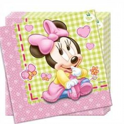 Servilletas de Minnie bebe