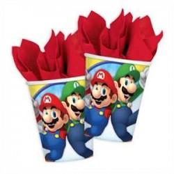 Vasos de Super Mario