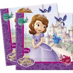 Servilletas de la Princesa Sofía