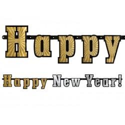 Guirnalda HAPPY NEW YEAR