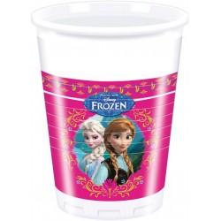 Vasos de Frozen