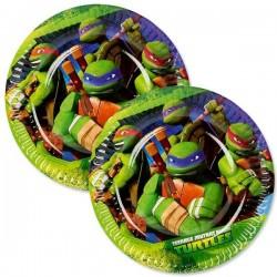 Platos de Las Tortugas Ninja